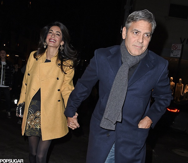 George Clooney didn't buy Amal an anniversary present
