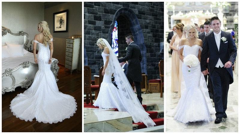 Real Irish Wedding - Gráinne Larkin & Robert Coloe