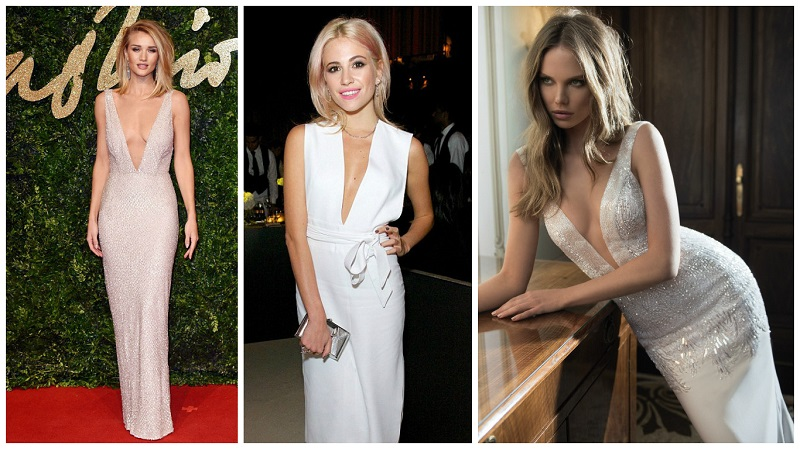 Wedding dress inspiration from the 2015 British Fashion Awards