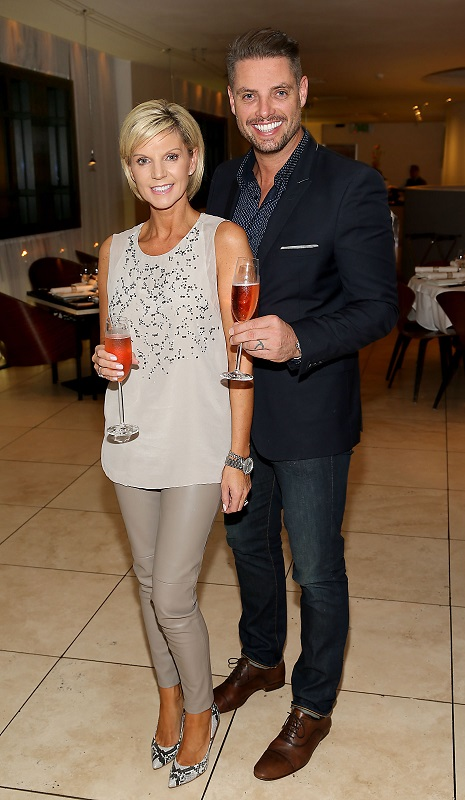 Irish star Keith Duffy reveals the secret to a happy marriage