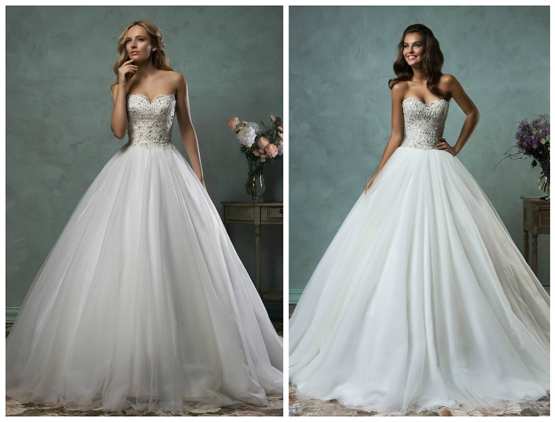 30 Ball Gown Wedding Dresses Fit For A Princess Wedding Journal