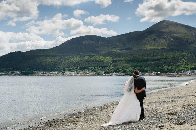 Stunning Summer Wedding At The Slieve Donard Resort Amp Spa