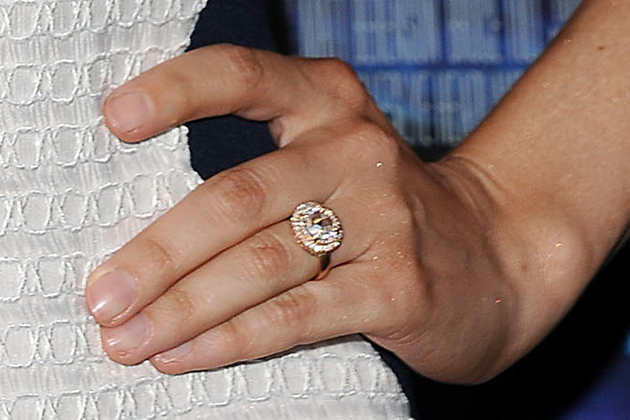 Top 10 celebrity engagement rings of 2015