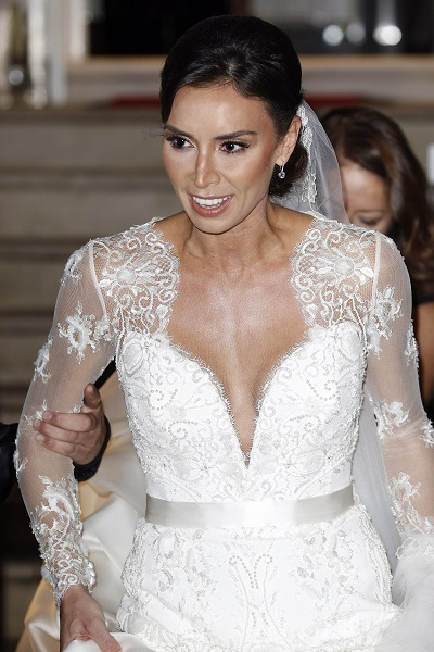 Frank Lampard And Christine Bleakley S Wedding Photos