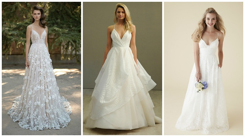 25 stunning dresses for the pear shaped bride
