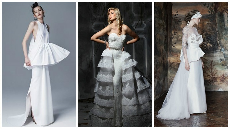 25 wedding dresses for the athletic or non-curvy bride