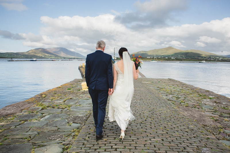 Real Irish Wedding - Laura Fitzgerald & Niall O'Brien