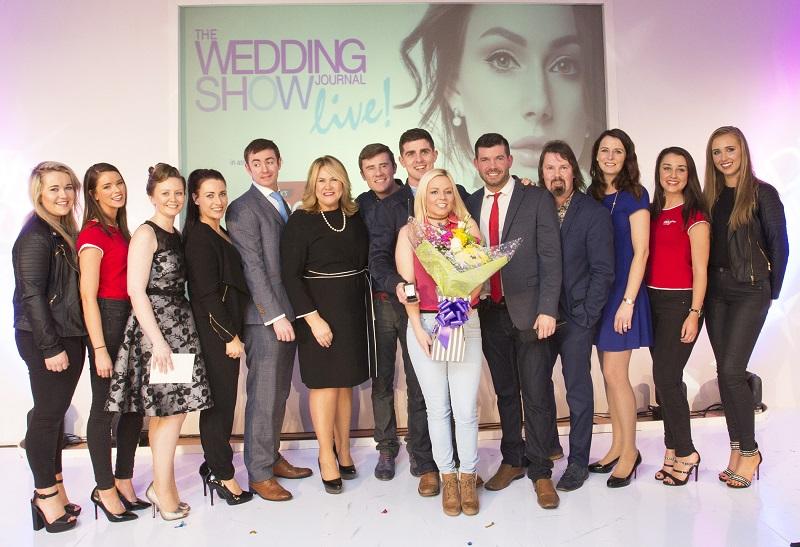 Win a wedding cork