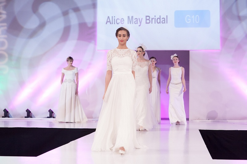 The Wedding Journal Show Dublin catwalk (8)
