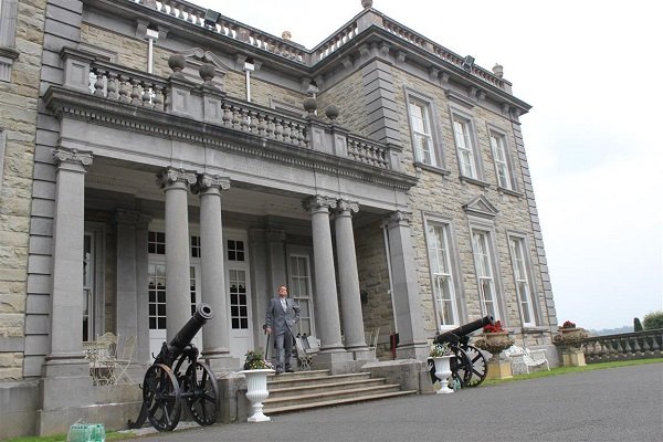 Palmerstown House Estate Wedding and Fashion Afternoon