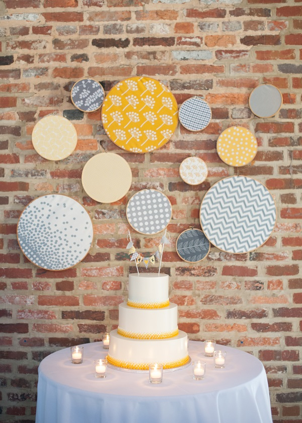 feature wall for weddings 4