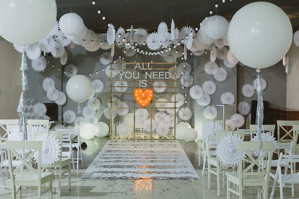 Would you consider getting married in during a pop-up wedding?