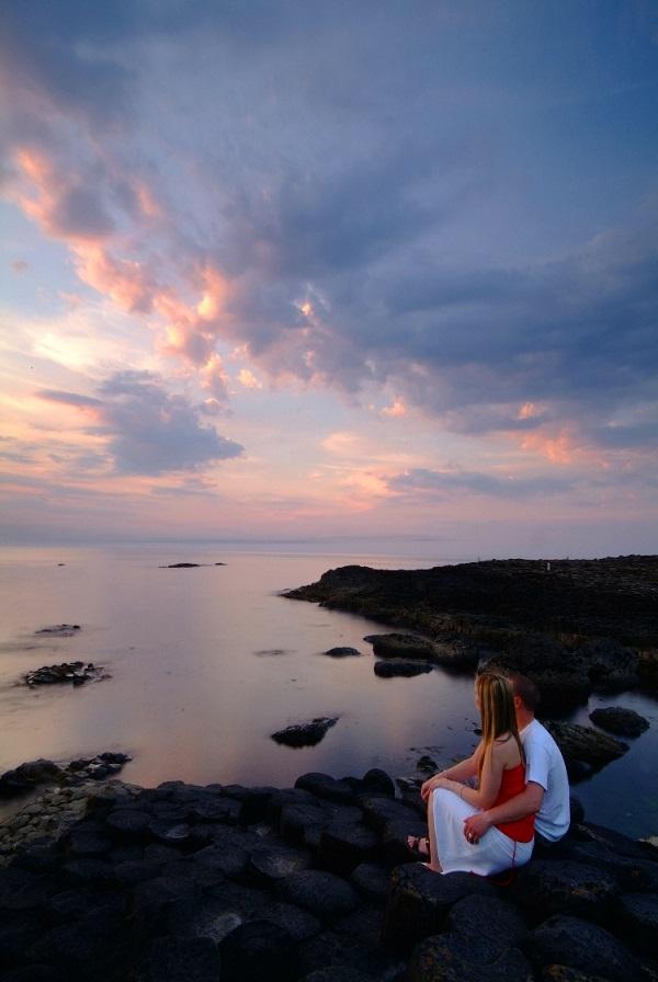 northern irelands top romantic spot
