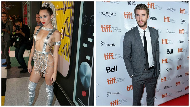 miley cyrus and liam hemsworth married