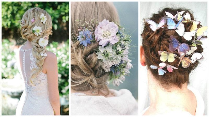 Pinterest wedding inspiration hair