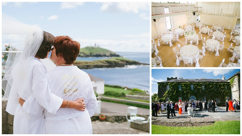 Real Irish Wedding - Leanne Matson & Seamus Galvin