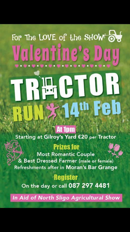 Sligo gets revved up for Valentine's Day with hilarious event