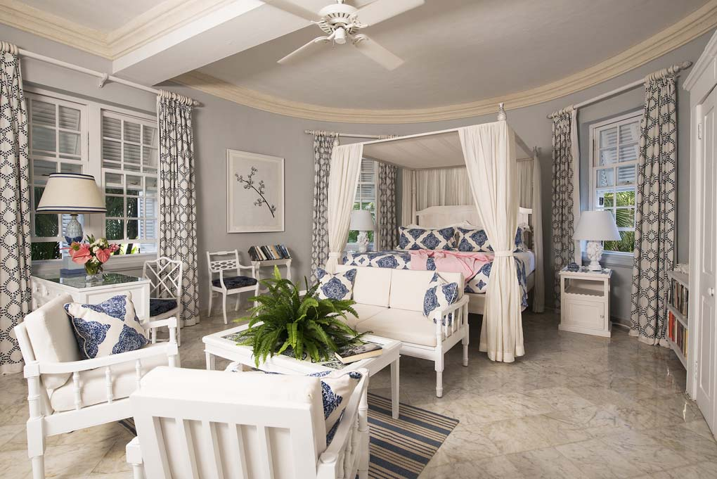 camelot suite at Cobblers Cove