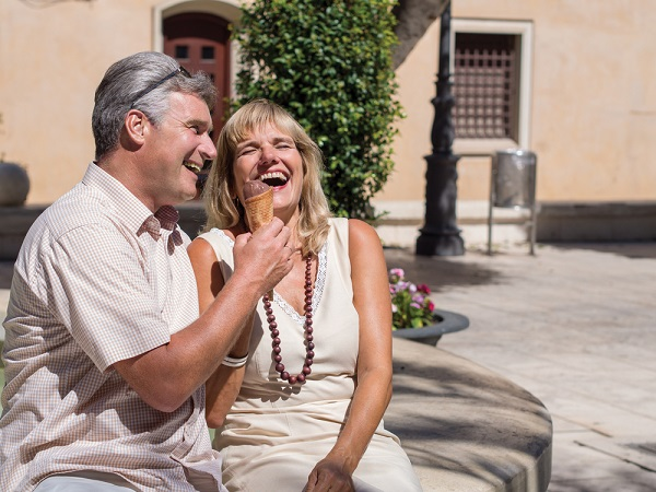Top 50 secrets to lasting love revealed by the over fifties