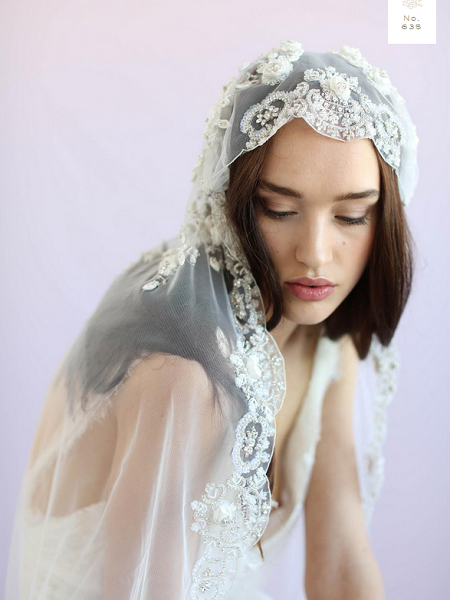 Seven super stylish alternatives to the traditional veil