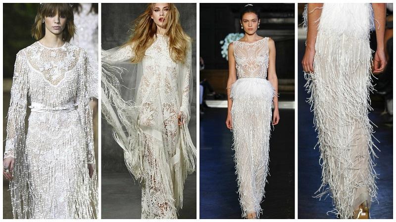 fringed wedding dress 4