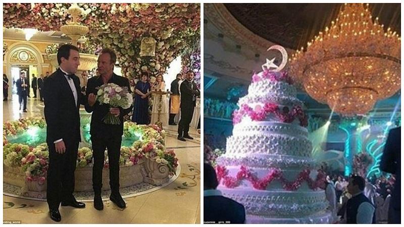 billionaire's wedding 2