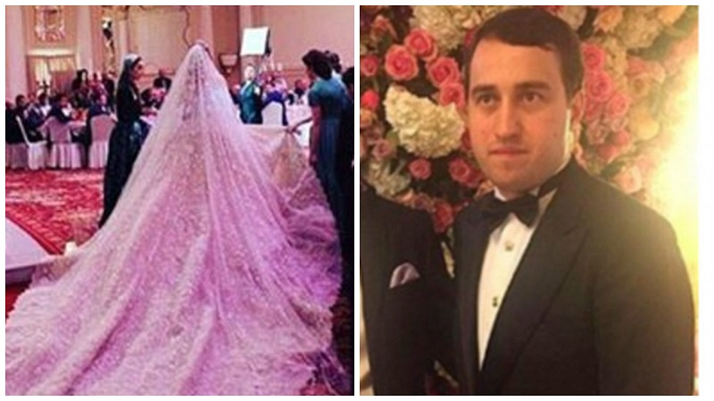 billionaire's wedding 3