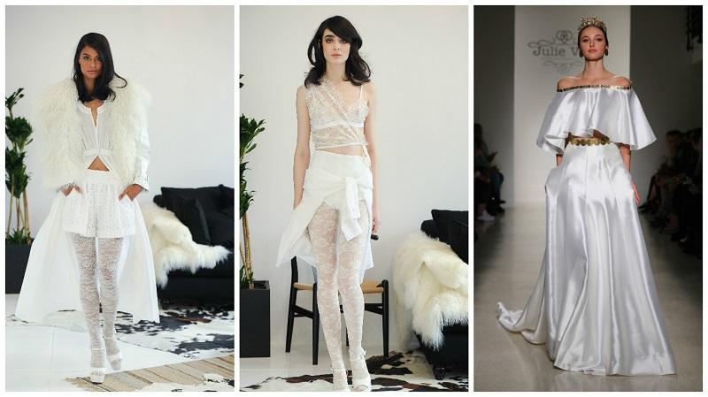 two-piece wedding dress 11