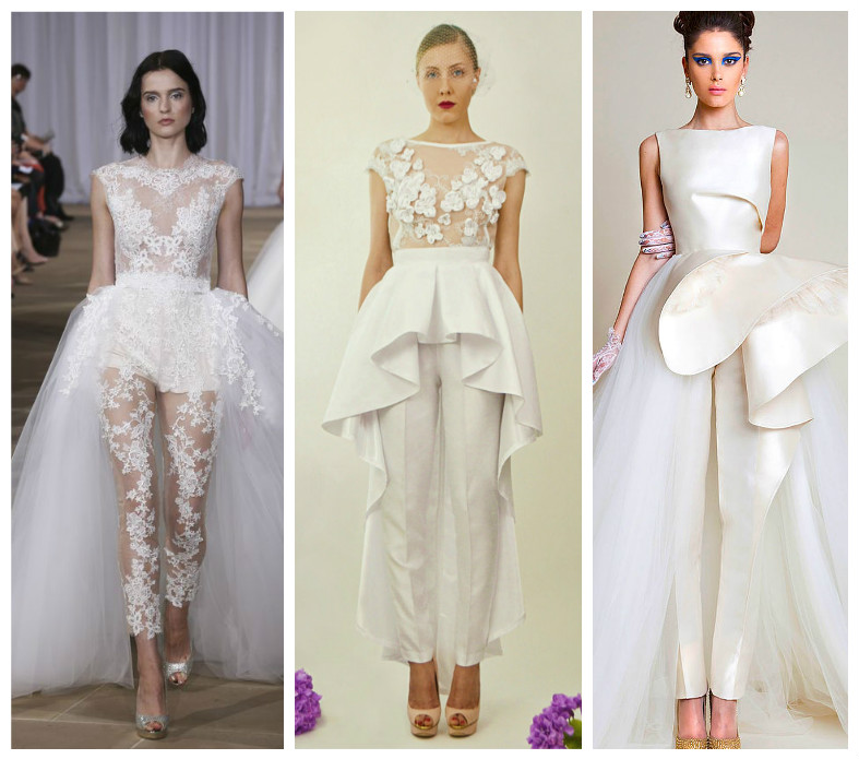 Jumpsuits To Wear To A Wedding: Top 20 Jumpsuits For Non-traditional Brides