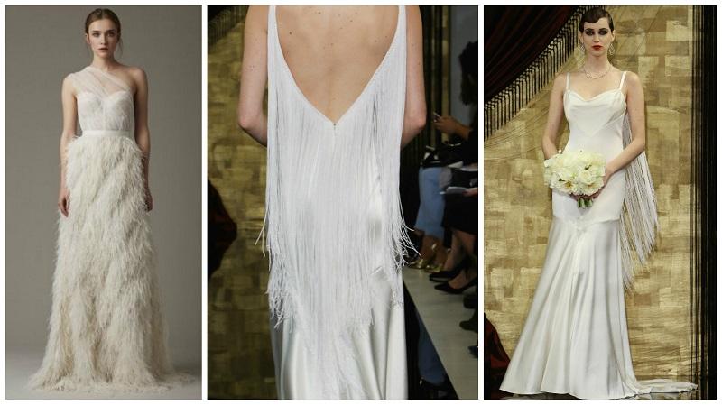 fringed wedding dress 6