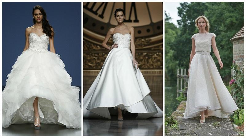 asymmetrical wedding dresses 6