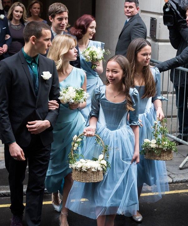 rupert murdoch jerry hall wedding