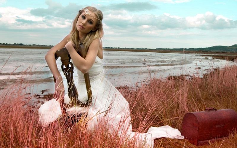 eco-friendly wedding dress 1