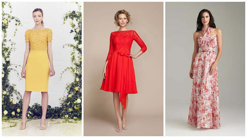 Bridesmaid dresses your friends will love - colour 1