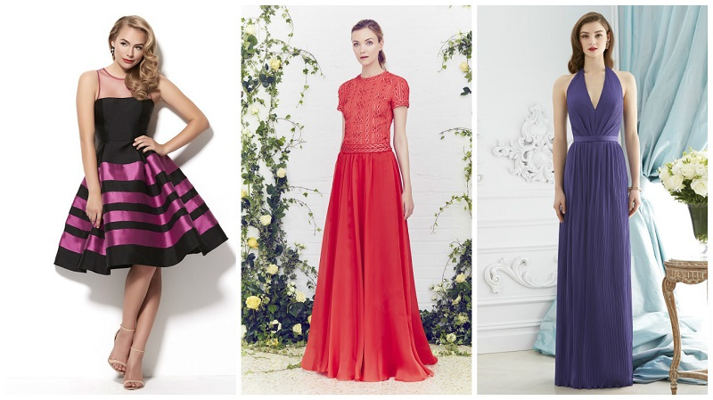 Bridesmaid dresses your friends will love - colour 3