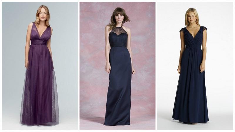 Bridesmaid dresses your friends will love - dark 2