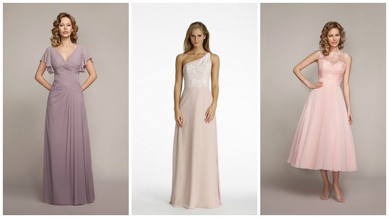 Bridesmaid dresses your friends will love -pastel 1