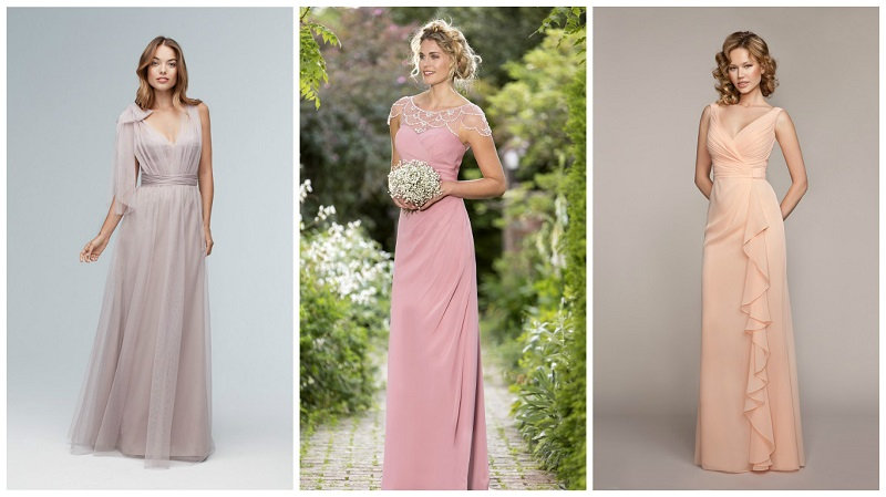 Bridesmaid dresses your friends will love - pastel 3