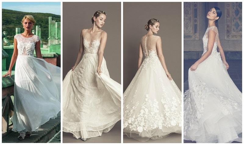 lightweight wedding dress 4