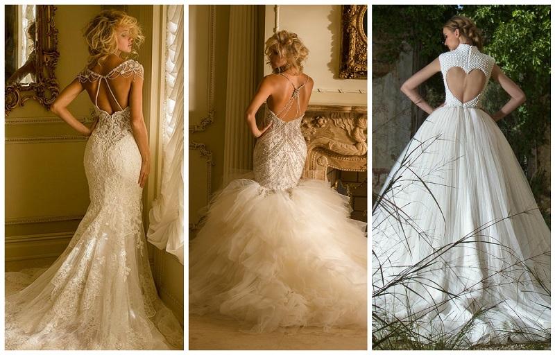 wedding dress back 14