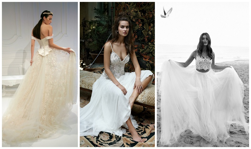 top 30 wedding dresses for brides who love to dance ForBest Wedding Dresses For Dancing