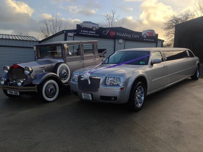 I Do Wedding Cars 4