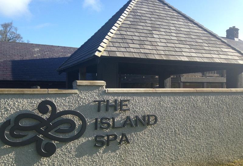 lusty beg island Spa