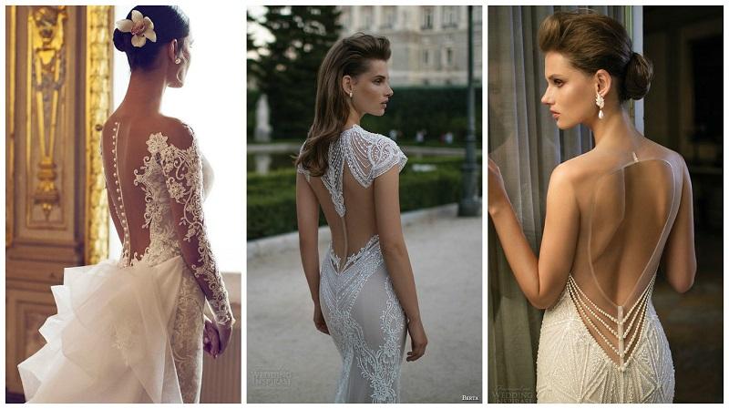 wedding dress back 1