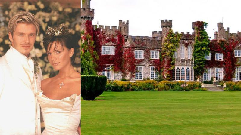 Where The Celebrities Wed And Honeymoon In Ireland