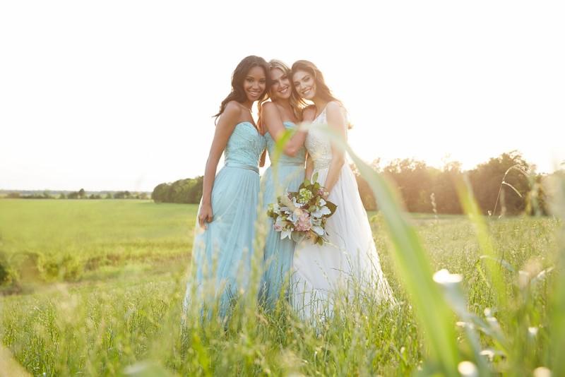Bridesmaid dresses yoru friends will love