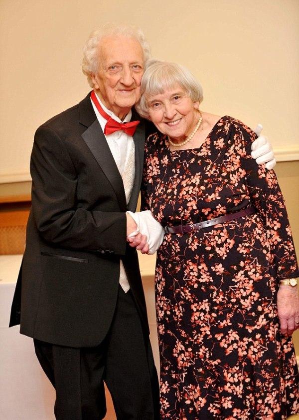 fiancee and world war veteran 2