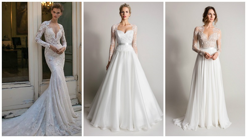 Top 20 Wedding Dresses With The Queen Anne Neckline Wedding Journal
