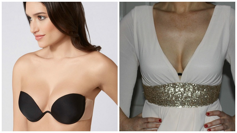 Backless Bras for Wedding Dresses & Low Cut Dresses | Wedding Journal