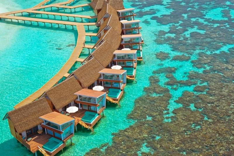 hneymoon Kandolhu Island maldives